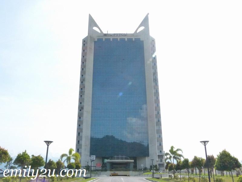 Perak Techno-Trade Centre