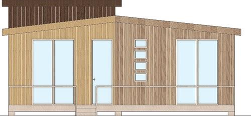 Costruire una casetta in legno i permessi necessari per - Costruire casa di legno ...