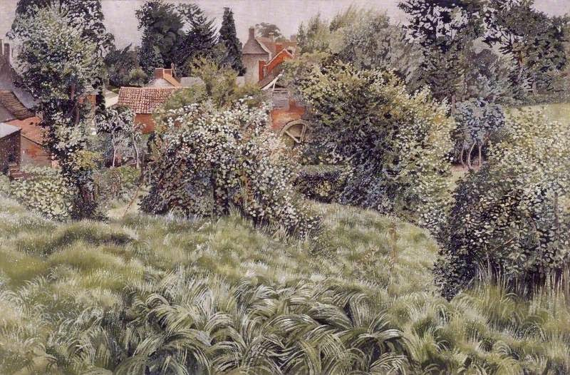 Stanley Spencer - Old Tannery Mills, Gloucestershire