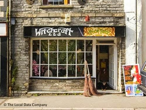 Witchismynomdeplumewitchshopswitchcraft Ltd Two Shops