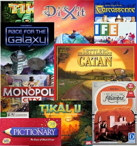 Društvene igre u hrvatskim trgovinama