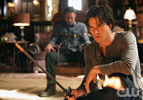 Vampire Diaries: Season 2