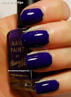 Barry M Indigo Nail Paint