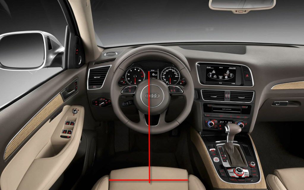Steering Wheel Offset Audiworld Forums