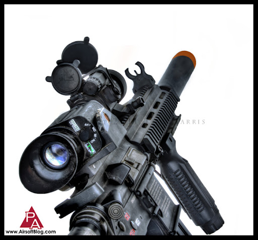 Airsoft Guns, Osama Bin Laden, Death of Osama Bin Laden, VFC HK416 CQB, thefirearmblog, gun that killed osama bin laden, Night Vision Optics, SEAL Team 6, SEAL Team Six, Naval Special Warfare Development Group, DEVGRU, USSOCOM, 1st-SFOD, Delta Force, Spec Ops, Black Ops, Clandestine Missions, HK416 CQB Assault Rifle, UMAREX, Heckler & Koch, Aimpoint-style Optic, Gen 2+ NVS, UTG Green Laser, JSOC, Joint Special Operations Command, CIA, airsoft automatic electric gun, Airsoft AEG, green dot sight, green laser aiming sight,AEG, NVS, HK, Close quarter combat, stealth night operations, California SB 798,Airsoft Guns, Airsoft HDR Photography, Pyramyd Air, Pyramyd Airsoft Blog, Airsoft Obsessed, Airsoft Blog,