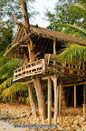 Tiger Huts, south part of Klong Prao beach