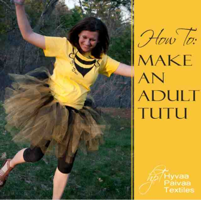 How To Make An Adult Tutu 5