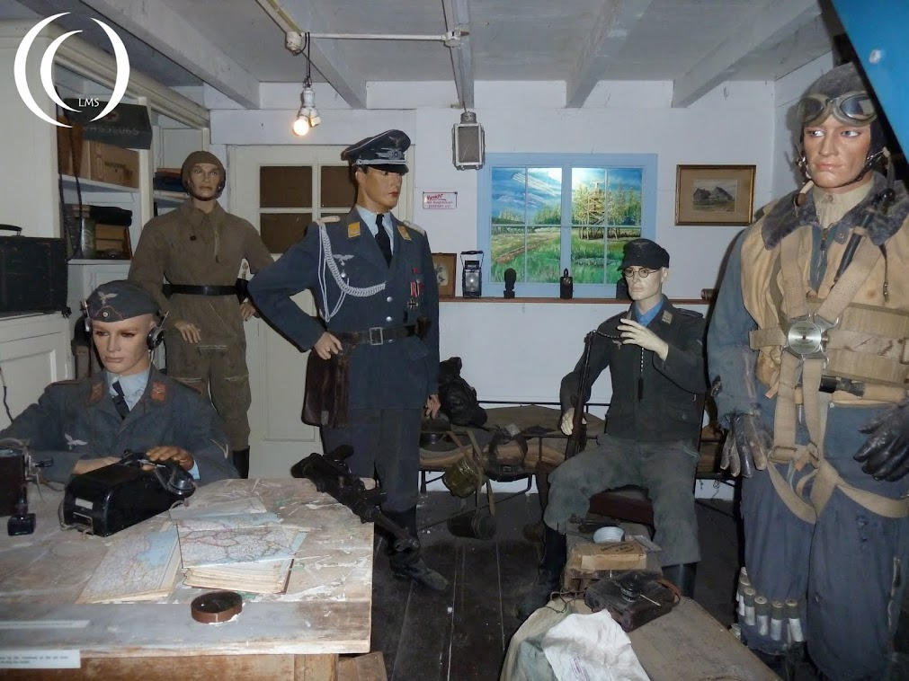 Luftwaffe Diorama
