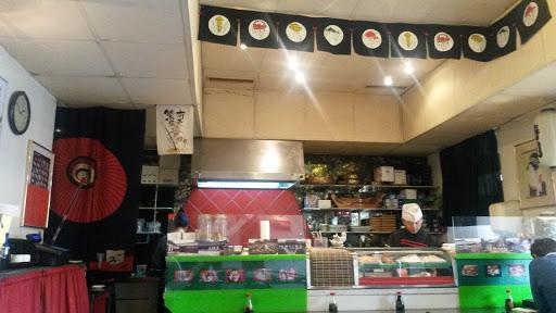 Suk Sushi-Bar, Linke Wienzeile 22, 1060 Wien, Österreich, Sushi Restaurant, state Wien