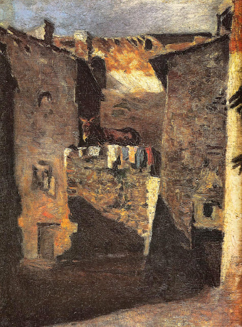 Mariano Fortuny - Houses