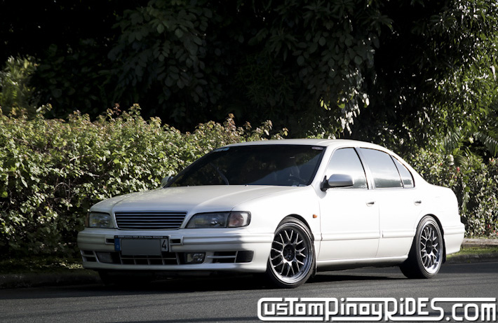 Project Majesty VIP Style Nissan Cefiro A32 Custom Pinoy Rides pic2