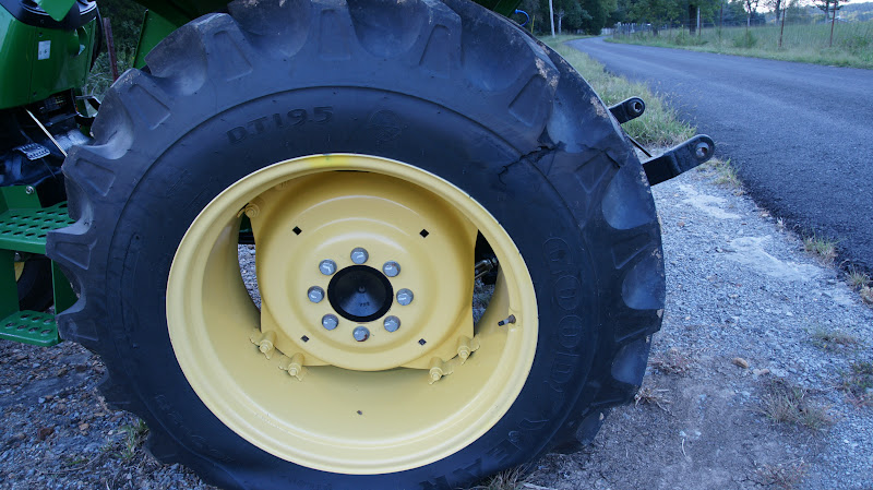 Tractor Tire Boots : Tire repair question mytractorforum the