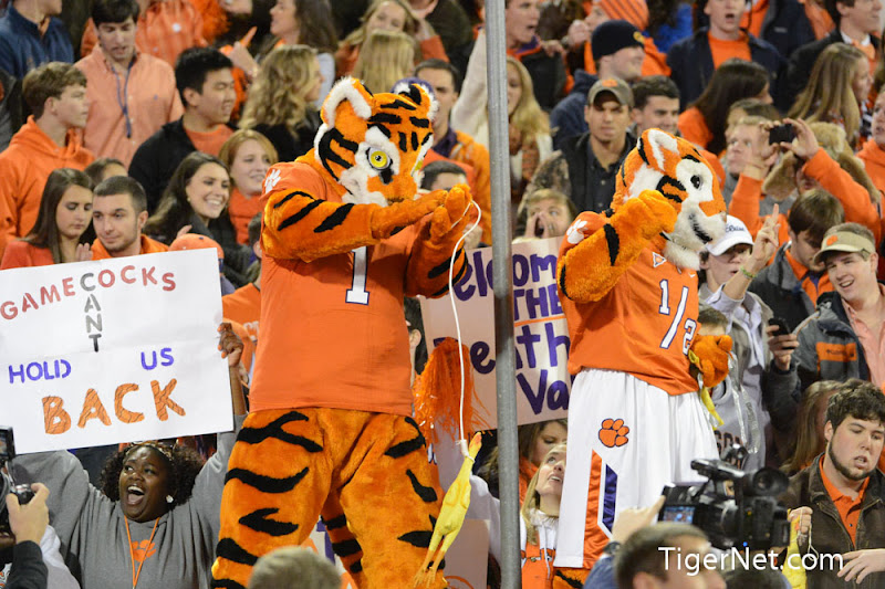 Clemson vs. South Carolina Photos - 2012, Football, South Carolina, The Tiger