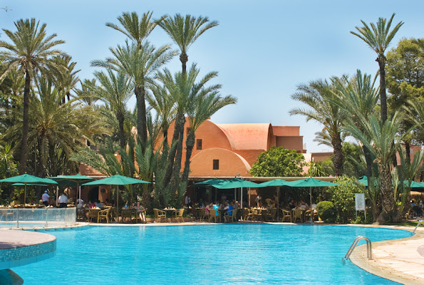Hotel Marrakech le Semiramis, Boulevard Abdelkrim Al Khattabi, Marrakech 40000, Morocco