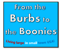 From the Burbs to the Boonies