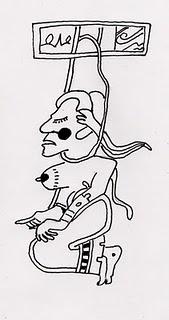 Ixtab Mayan Goddess Of Suicide Image