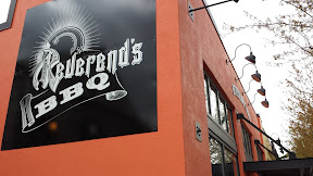 Reverend's BBQ in the Sellwood neighborhood, 7712 SE 13th Ave