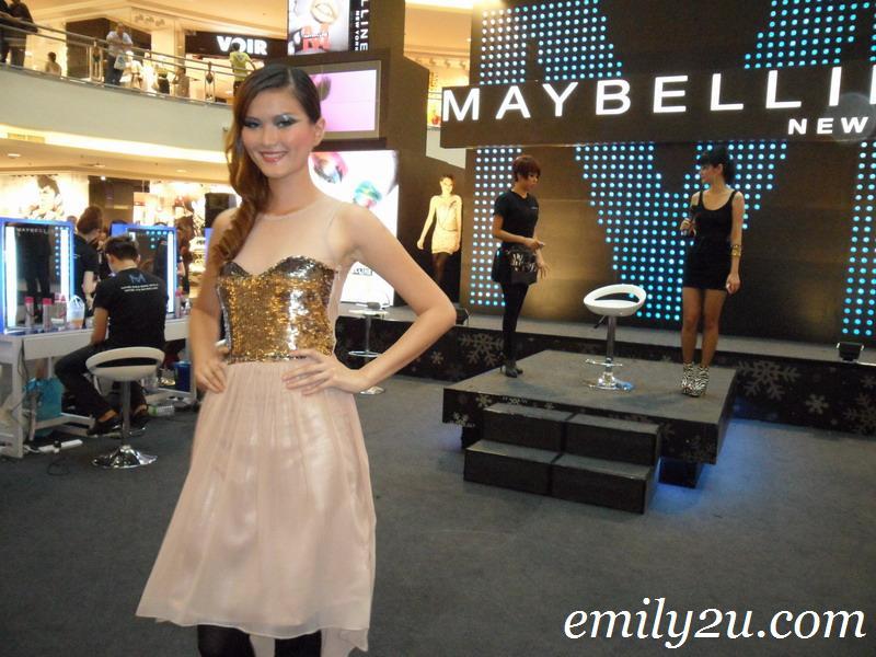 Maybelline New York Fashion Week Kuala Lumpur