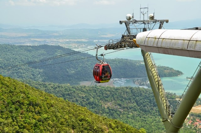 Langkawi Cable Car & Skybridge