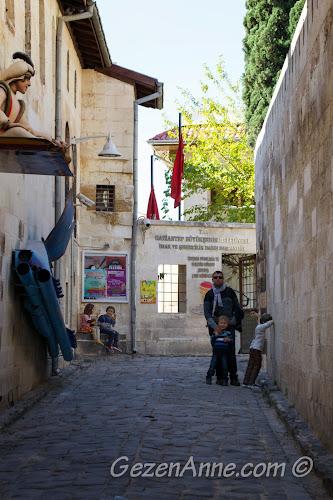 Oyuncak müzesi sokağı, Gaziantep
