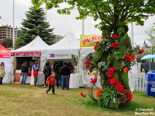 lalele in festival