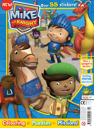 Mike the Knight Issue 1