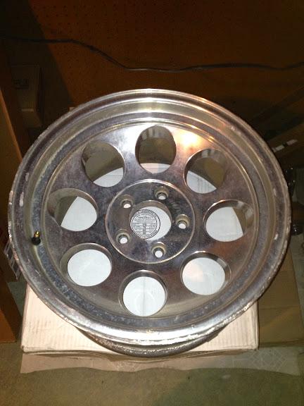 17X9 5X5 Mickey Thompson Classic Wheels ****Maryland ...