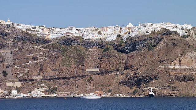 Caldeira - Fira - Santorini