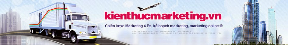 Chiến lược Marketing 4 Ps, kế hoạch marketing, marketing online ®