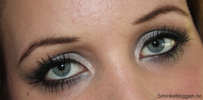 Dior øyenskygge palett