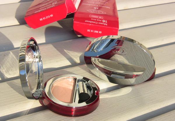 Clarins mono eyeshadow review