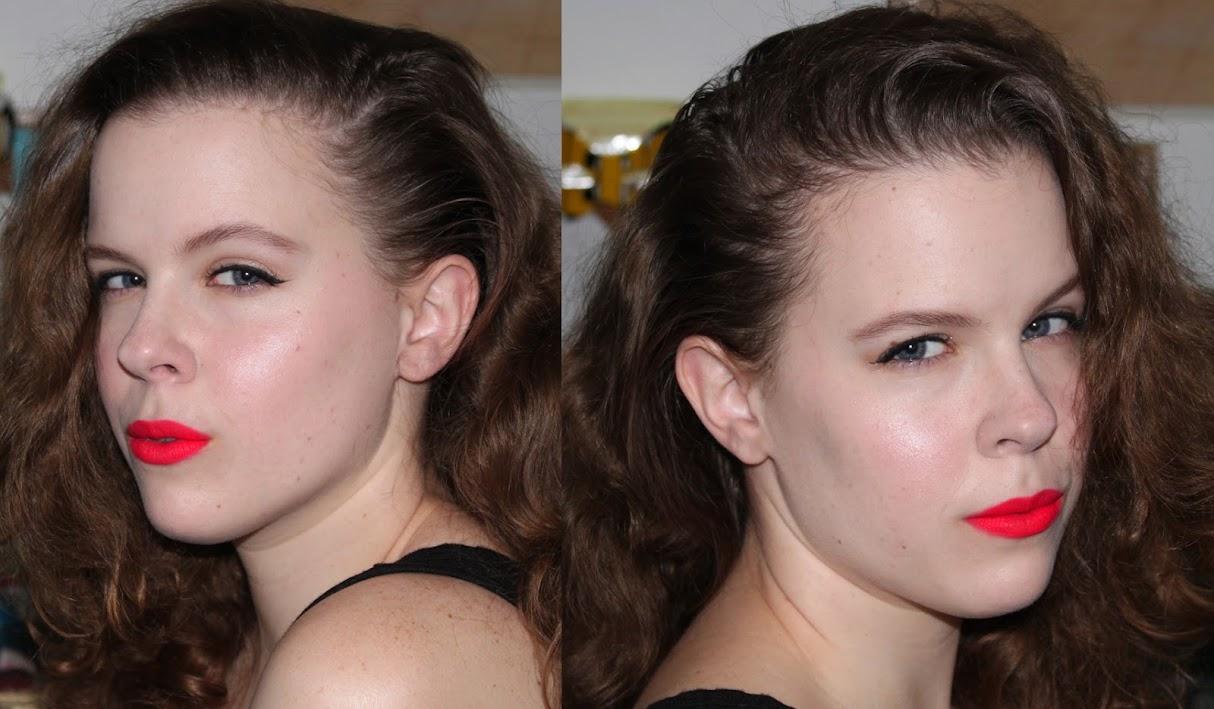 Famoso FOTD: MAC Relentlessly Red : MakeupAddiction DW82