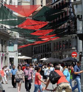 El PIB de la capital crece al 1,7% durante el tercer trimestre de 2014