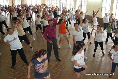 Actividad de Zuma en Sabinas Hidalgo