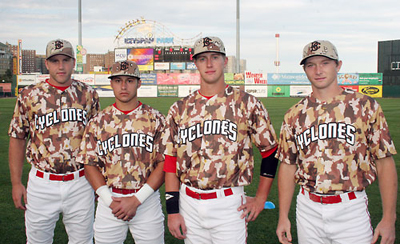 camo baseball jerseys