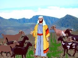 escena bíblica