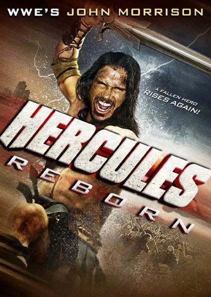 Poster Of Hercules Reborn (2014) Full Movie Hindi Dubbed Free Download Watch Online At alldownloads4u.com