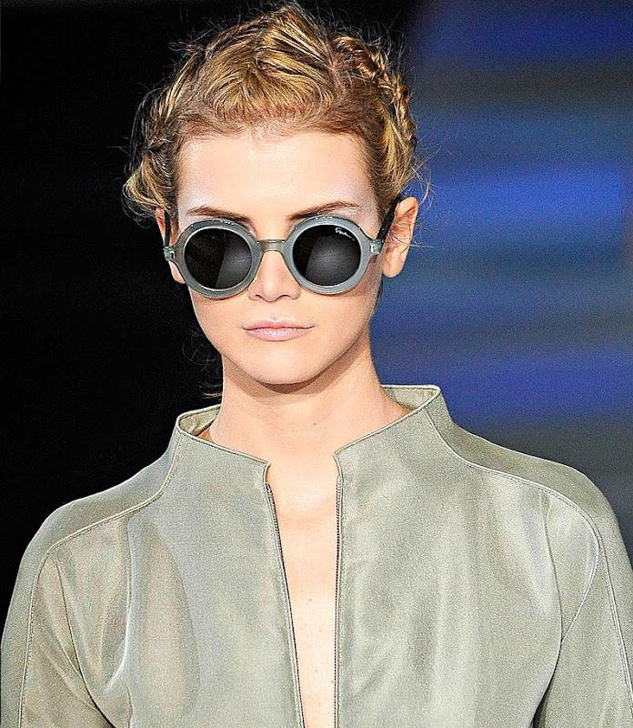 Giorgio Armani Sunglasses Spring-Summer 2012