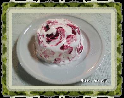 Marshmallow com vinho