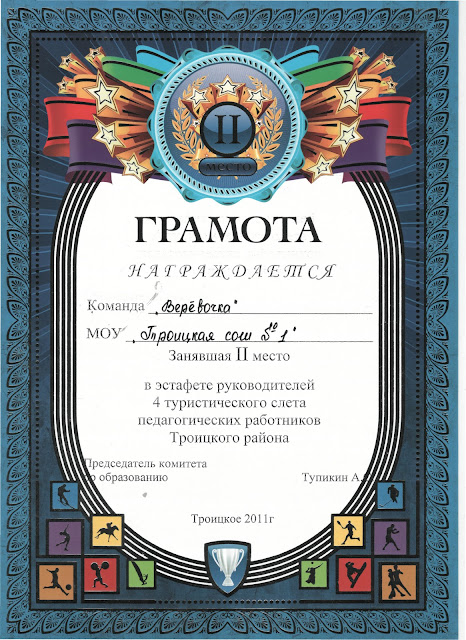 Троицкая средняя общеобразовательная школа №1