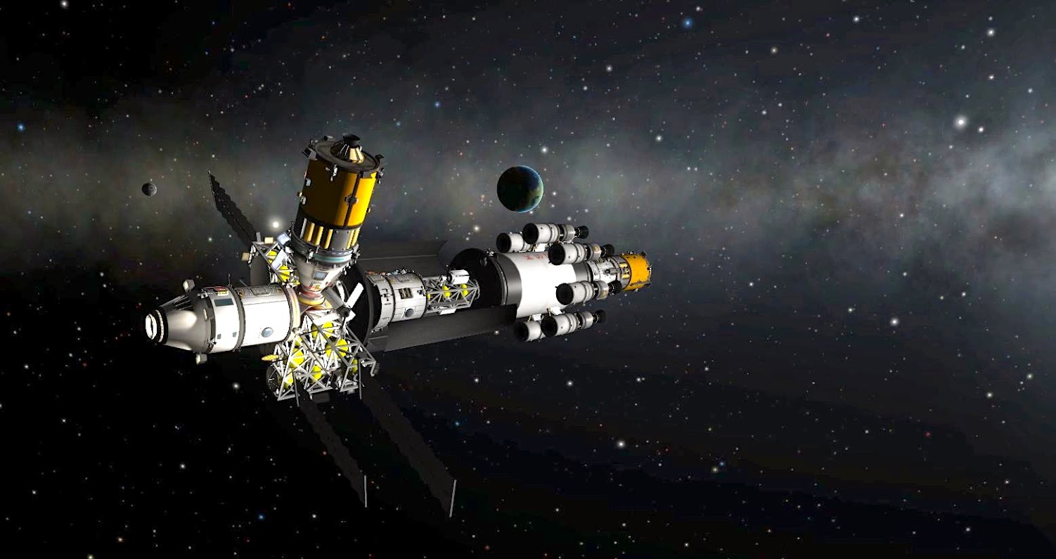 Voyager 3 My First Interplanetary Space Craft The