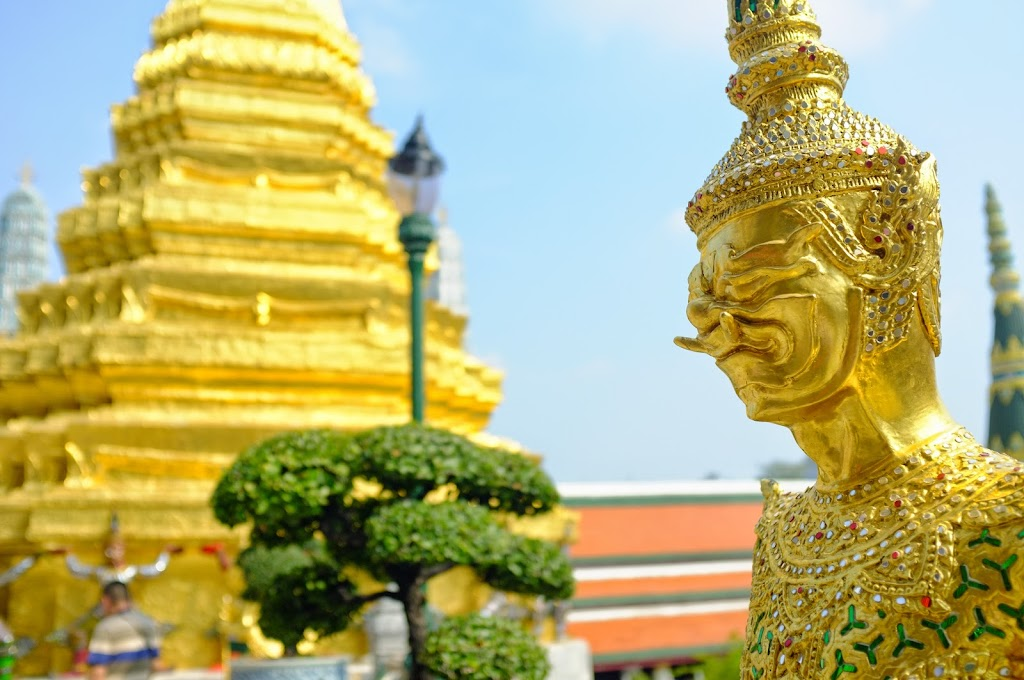 Wat Phra Kaew and Grand Palace, Bangkok