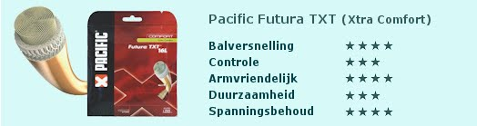 Pacific Futura TXT (Xtra Comfort)