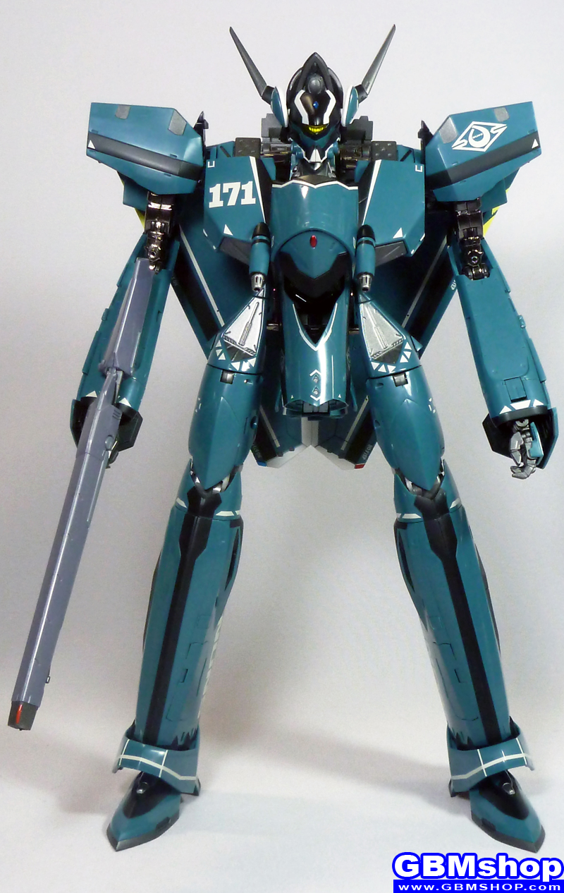 Macross Frontier VF-171 Nightmare Plus General Machine Battroid Mode