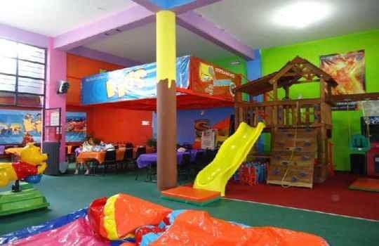Salon para eventos infantiles