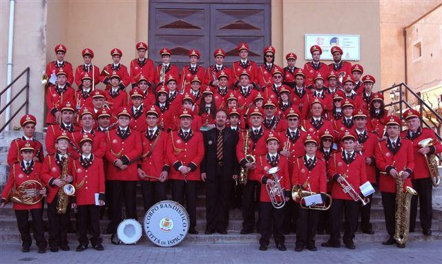 BANDA MUSICALE CITTA' DI ISPICA