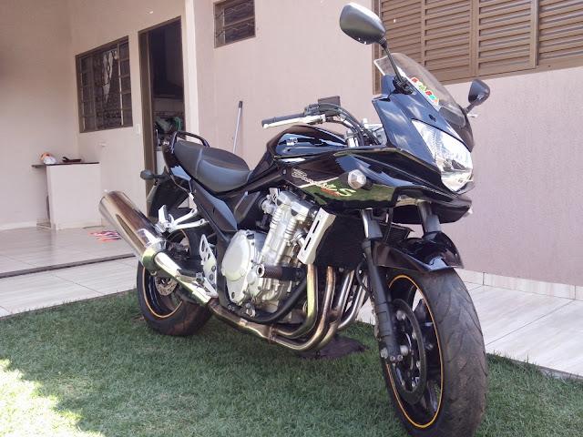 Apresentando agora com moto, Bandit 1250 S - UP IMG_20131005_140401