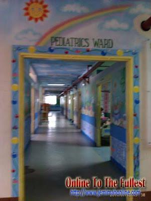 Tondo general hospital pedia ward