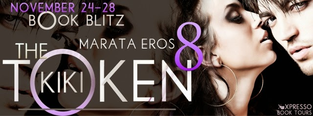 Book Blitz: The Token 8: Kiki by Marata Eros