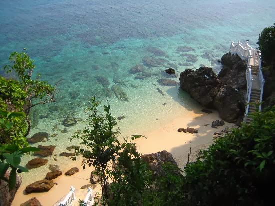 Pulau-Kapas-Island
